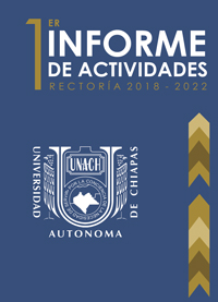 Documento: 1er. Informe de Rectoría 2018-2022